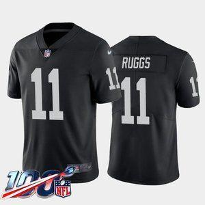 Las Vegas Raiders Henry Ruggs III Black Jersey